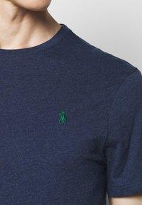 Polo Ralph Lauren - T-shirts basic - fresco/blue heather - 5