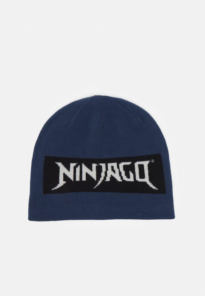 LEGO Wear - HAT UNISEX - Mössa - dark blue