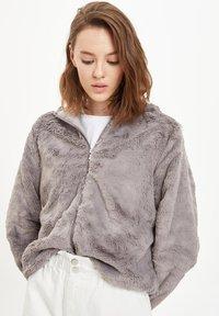 DeFacto - Winter jacket - grey - 0