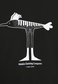 Makia - Makia x Olle Eksell Bird T-Shirt - T-shirt print - black - 4