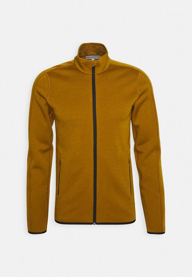 MENS ELEMENTAL ZIP - Collegetakki - curry