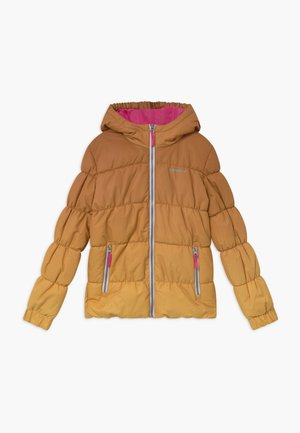 KIANA - Winter jacket - cognac