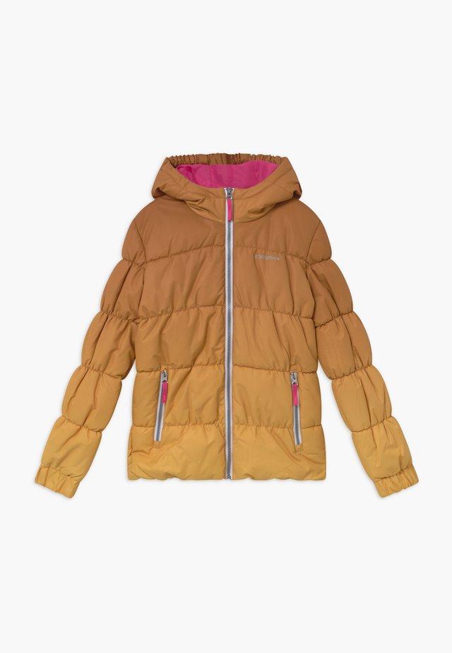 KIANA - Winter jacket - cognac