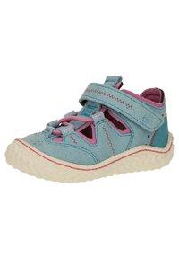 Pepino - Chaussures à scratch - wasser/rosada - 1