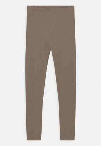 SIFF UNISEX - Leggings - Trousers - brindle