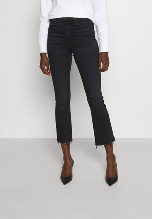 THE HUSTLER ANKLE FRAY - Slim fit jeans - encounters at night
