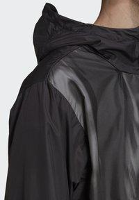 adidas Performance - ANORAK BACK TO SPORT WIND.RDY - Windbreaker - black - 5