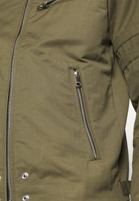 Diesel - J-GLORY JACKET - Summer jacket - olive - 5