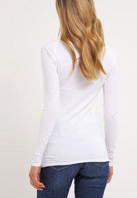 Zalando Essentials - Topper langermet - white - 2
