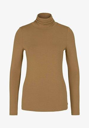 T-shirt à manches longues - soft camel