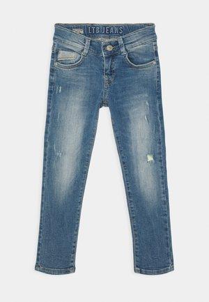 NEW COOPER - Slim fit jeans - alfa wash