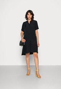 mbyM - LECIA - Shirt dress - black - 1
