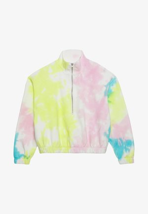 LUCILLE ZIP - Sweatshirt - multi