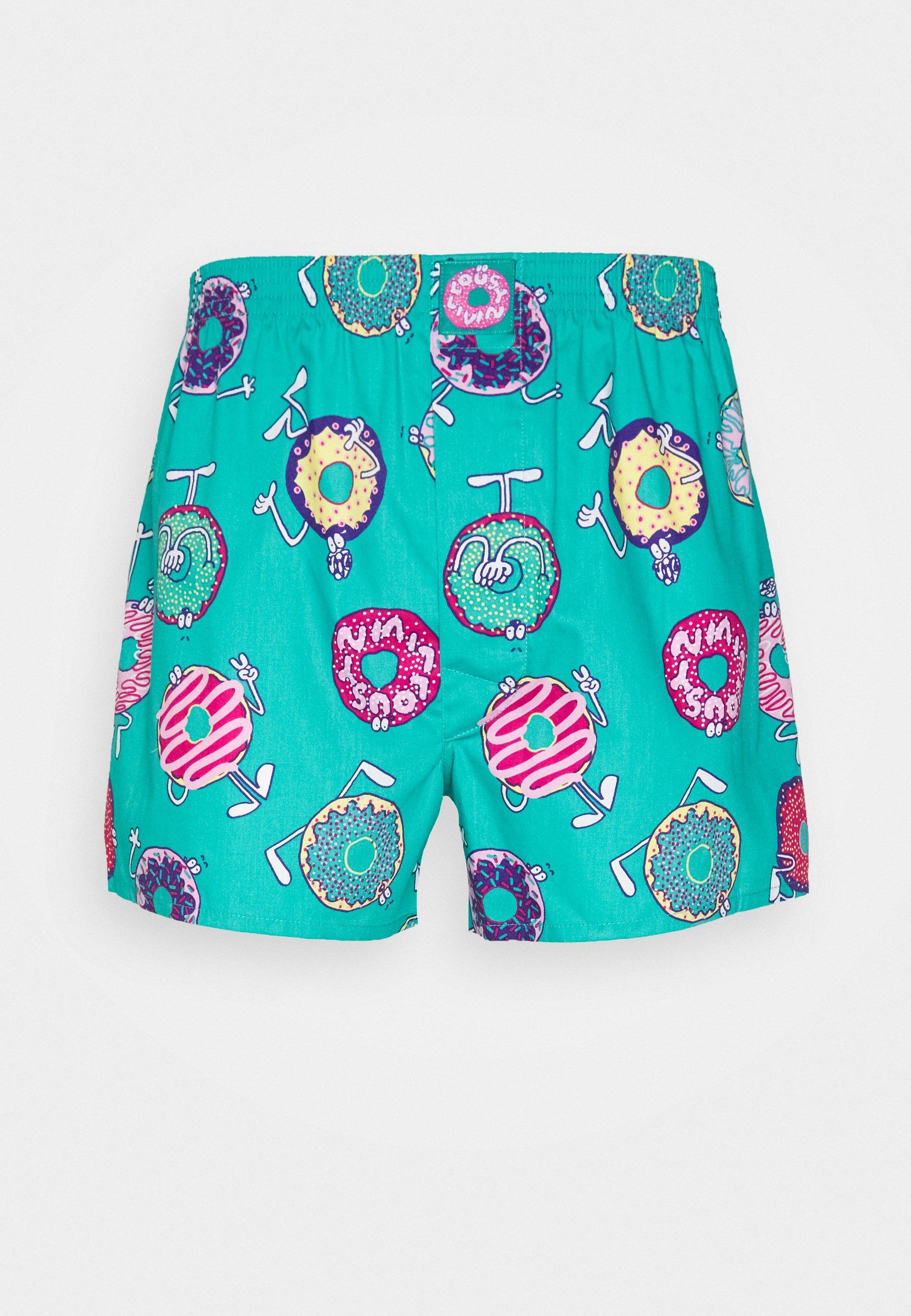 Lousy Livin Underwear DONUT - Boxershorts - jade