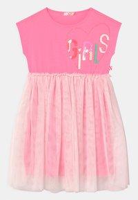 Billieblush - Jersey dress - pink - 0