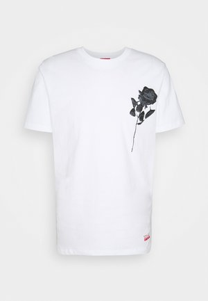 DRINCE - Print T-shirt - white