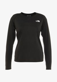 The North Face - REAX CREW - Sports shirt - black - 4