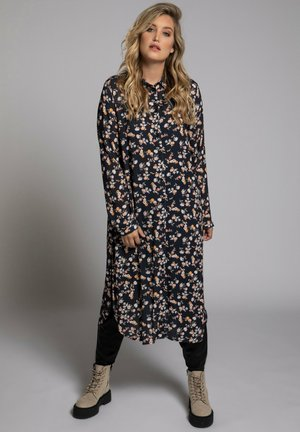 Shirt dress - bleu marine