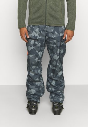 Snow pants - trooper camo