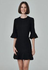 FELIPE ALBERNAZ - Day dress - black - 0