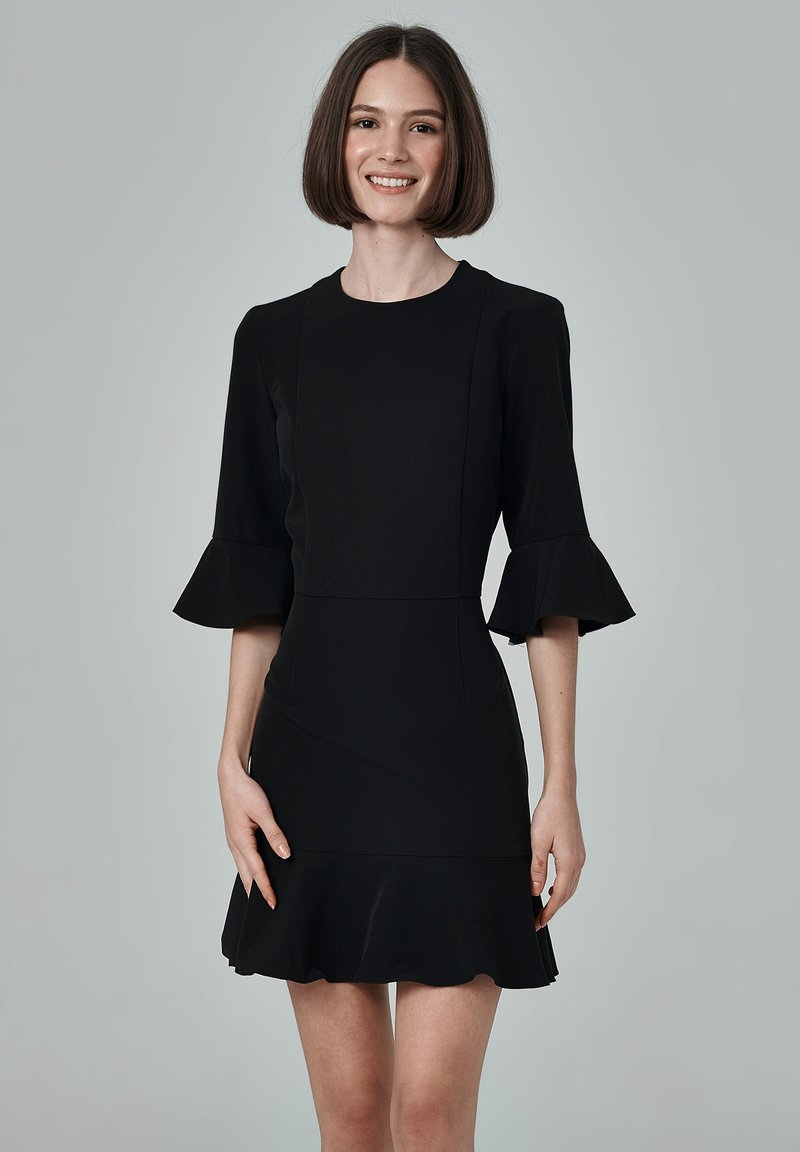 FELIPE ALBERNAZ - Day dress - black