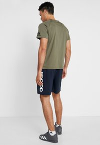 adidas Performance - CHELSEA ESSENTIALS PRIMEGREEN SPORT SHORTS - Sports shorts - blue - 2