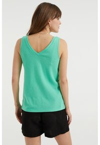 WE Fashion - Top - bright green - 2