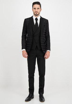 BRÄUTIGA (SLIM-FIT) - Kostuum - schwarz