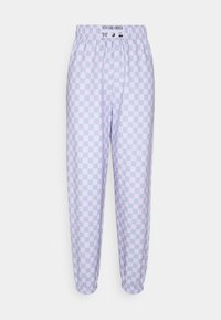 NEW girl ORDER - CHECKERBOARD JOGGER - Tracksuit bottoms - multi - 0