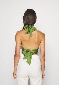 Gina Tricot - CINDY - Top - cedar green - 2
