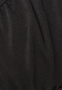 OW Intimates - SHELLY - Bikini top - black caviar - 2