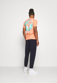 Daily Basis Studios - TRACK PANT - Tracksuit bottoms - navy - 2