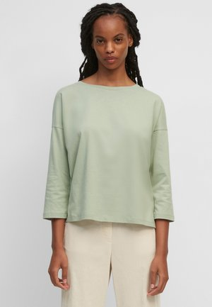 Blouse - washed spearmint