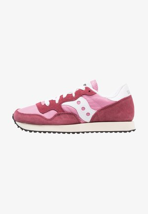DXN TRAINER VINTAGE - Trainers - burgundy/pink