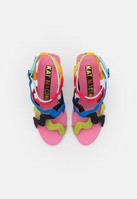 Kat Maconie - JIHAN - Sandals - flamingo/lemonade - 5