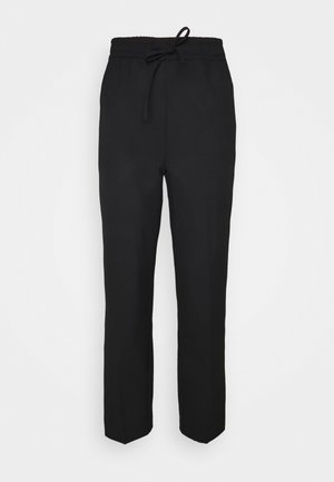 SLFJULIE COMFORT  - Trousers - black