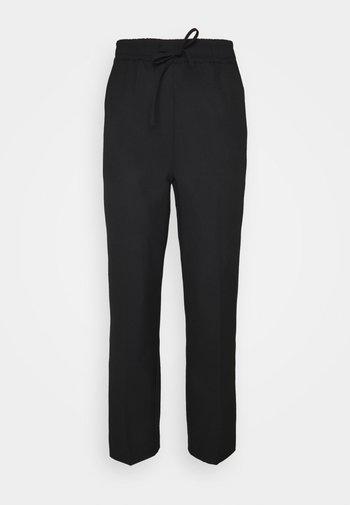 SLFJULIE COMFORT  - Pantalon classique - black