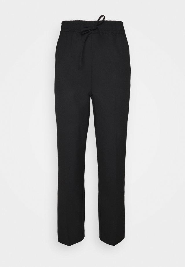 SLFJULIE COMFORT  - Pantaloni - black