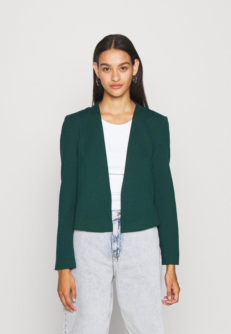 Vero Moda - VMJANEY - Blazer - dark green