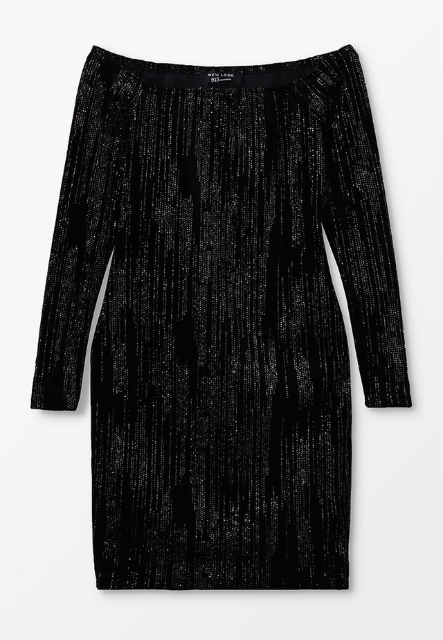 GLITTER - Koktejlové šaty/ šaty na párty - black