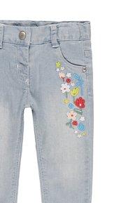 Boboli - Straight leg jeans - bleach - 2