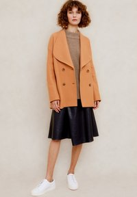 jeeij - Short coat - apricot - 5