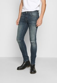 Antony Morato - TAPERED OZZY INCH - Jeans Tapered Fit - blue denim - 0