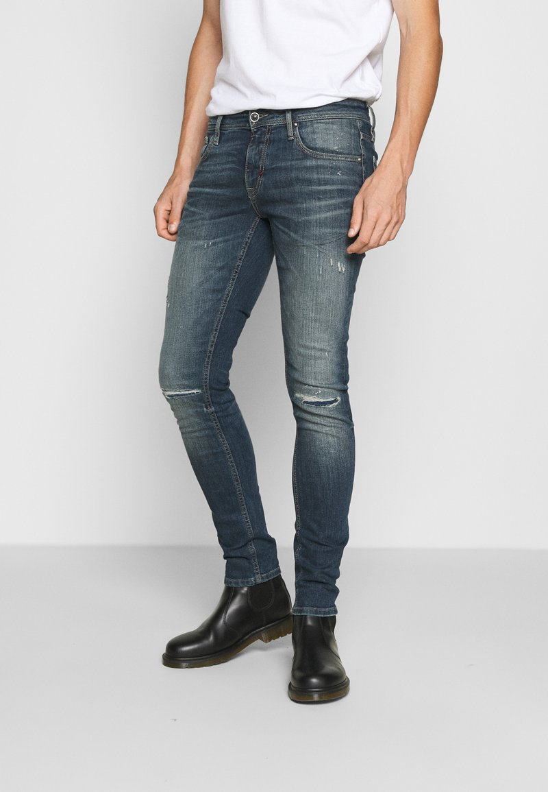 Antony Morato - TAPERED OZZY INCH - Jeans Tapered Fit - blue denim