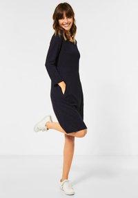 Cecil - MIT MUSTER - Day dress - grau - 0
