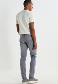 Cars Jeans - SHIELD - Jeansy Slim Fit - grey used - 2