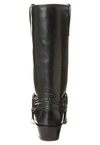 Kentucky's Western - Cowboy/Biker boots - black - 1