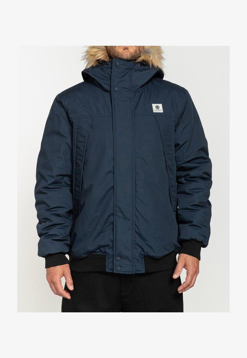 Element - EXPLORER - Winter jacket - navy