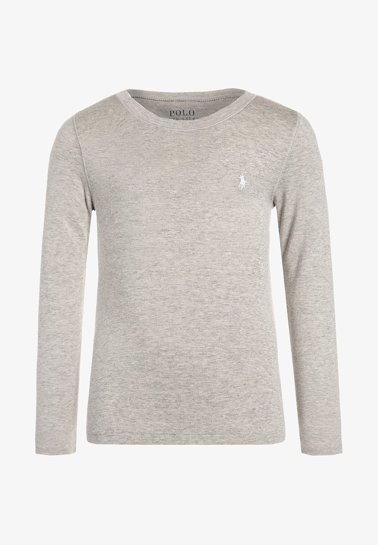 Polo Ralph Lauren - Top s dlouhým rukávem - light sport heather