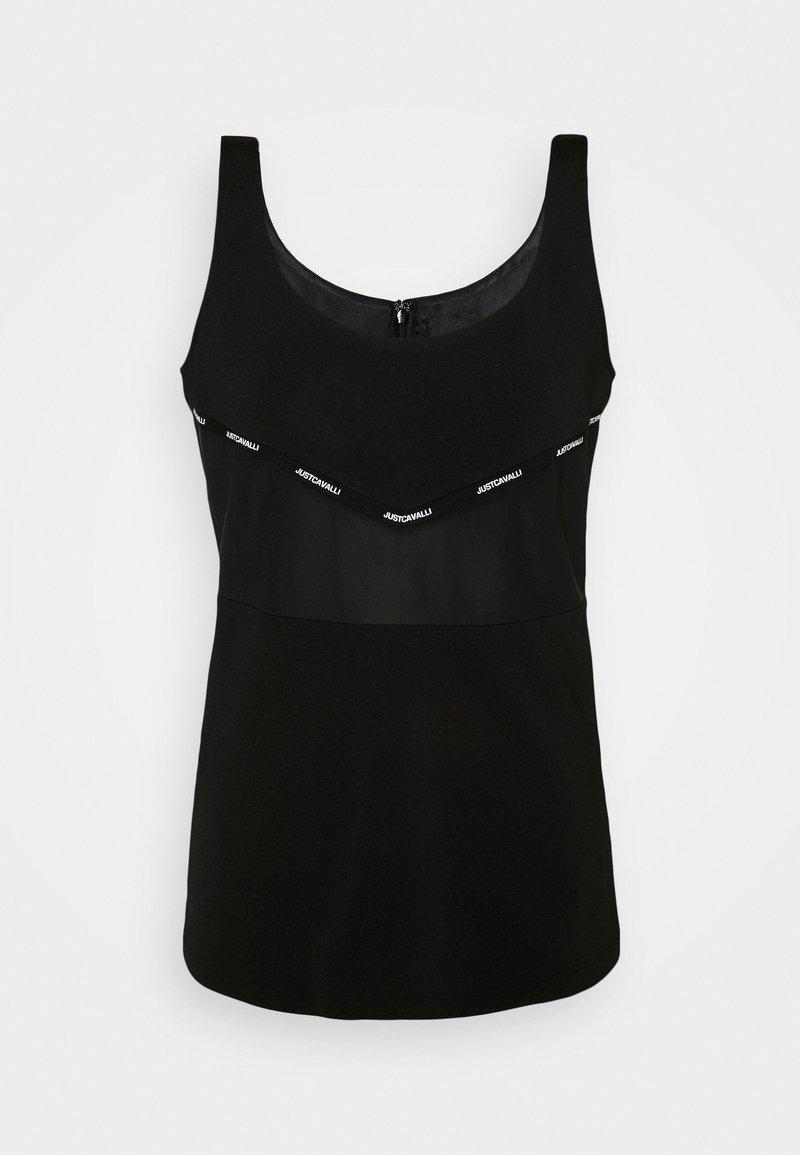 Just Cavalli - Top - black